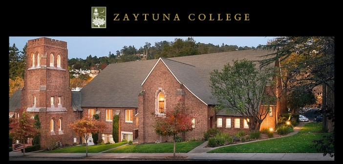 "Zaytuna College says it hopes to be a ""vehicle for interfaith dialogue."" (Photo from ""My Experience at Zaytuna College"")"