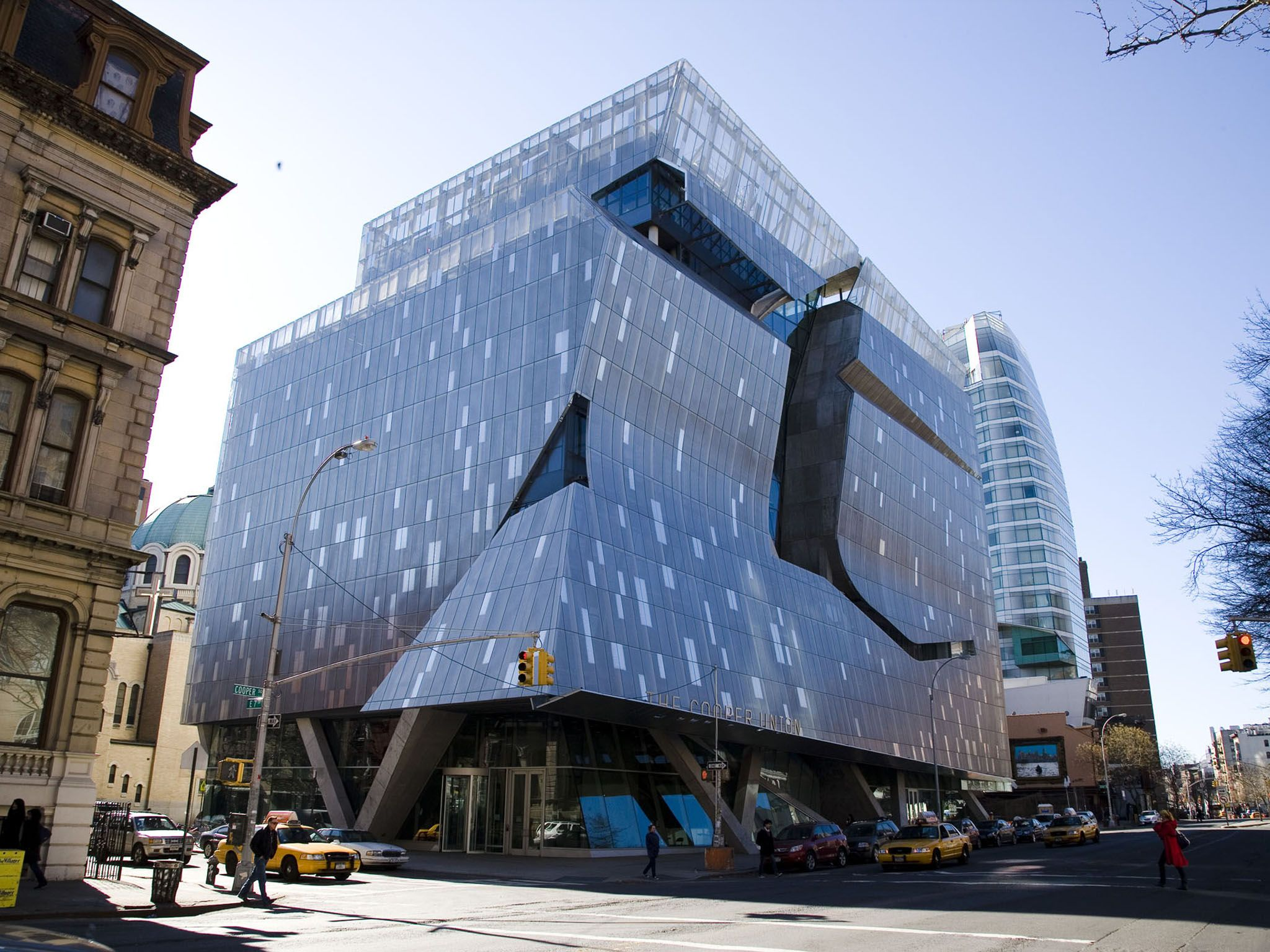 my experience at the cooper union - college cultured